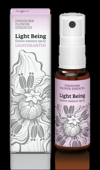 Findhorn Flower Essences Spray : Light Being