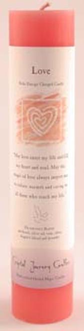 Reiki Candle: Love