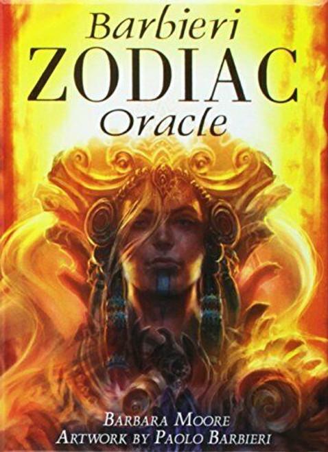 Barbieri Zodiac Oracle Cards