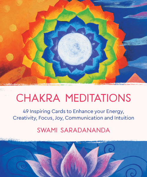 Chakra Meditations Oracle Cards