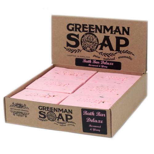 Greenman Bath Bar Deluxe Soap