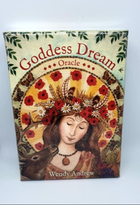 Goddess Dream Oracle Cards