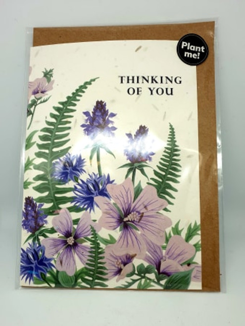 Seed Card - Thinking of You
