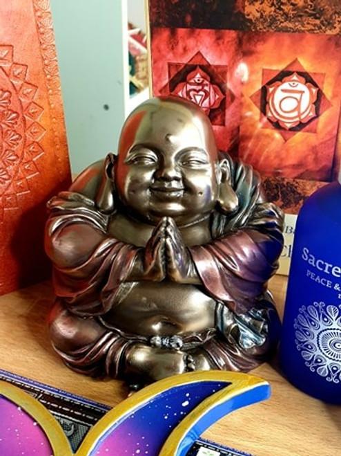 Buddha Figurine - Abundance