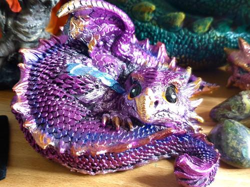 Dragon Hatchling (Purple)