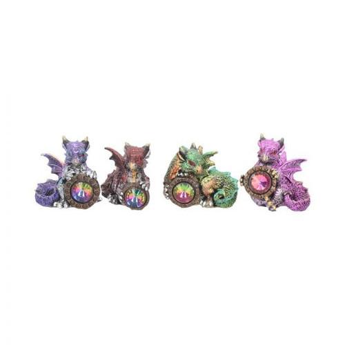 Dragon's Reward small figurine (Purple)