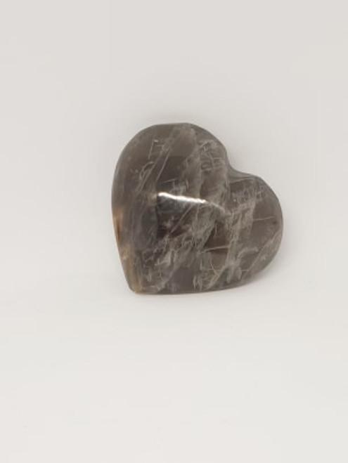 Crystal Heart - Black Moonstone (1)