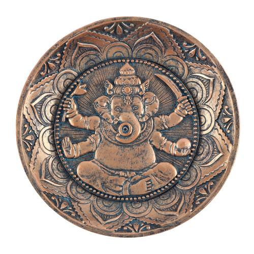 Ganesh Incense Plate