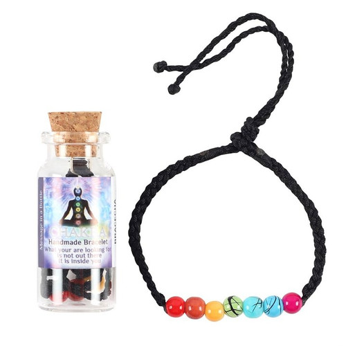 Chakra Bracelet in Bottle