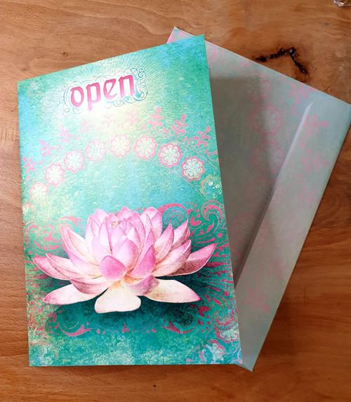 Card - Open