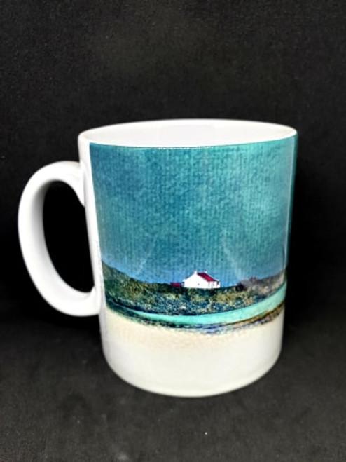 Landscape Mug- Red Croft Barra