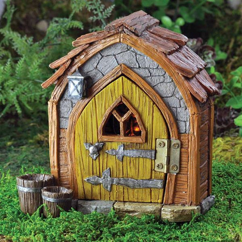 Fairy Garden Gnome Foyer