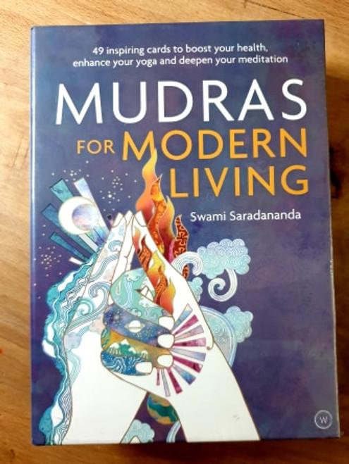 Mudras for Modern Living Cards