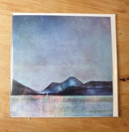 Landscape Card - Sound of Mull