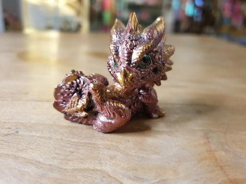 Dinky Dragon (Red/Gold, asst)