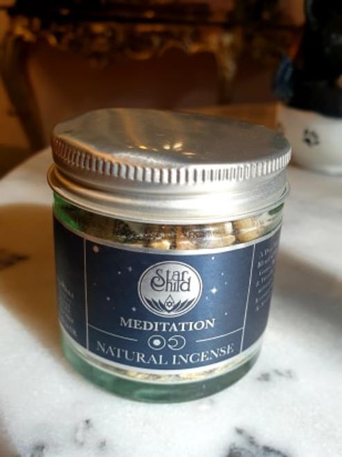 Star Child Grain Incense - Meditation