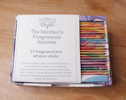 Mother's Fragrance Incense Gift Set