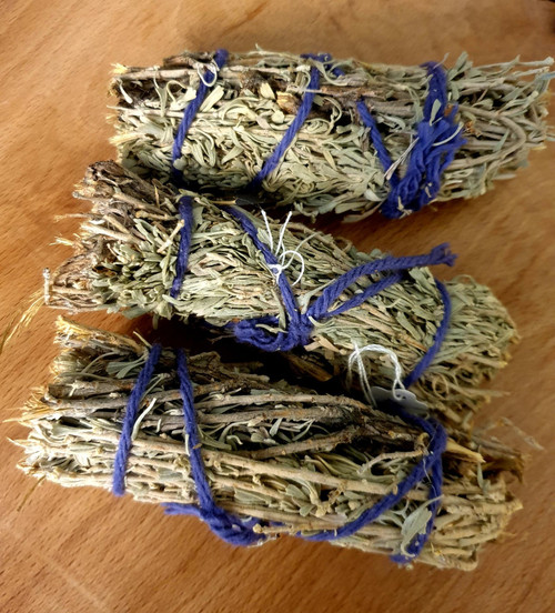 Desert Sage Smudge Stick (small)