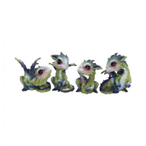 Curious Hatchling Dragon (assorted)