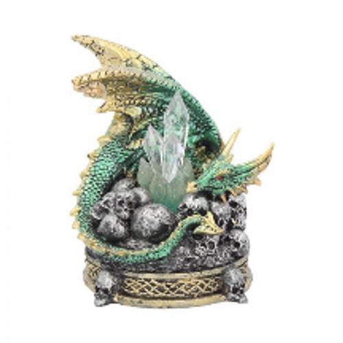 Crystal Crypt Green