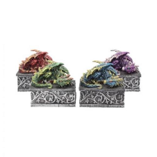 Dragon Safehold Box (assorted)