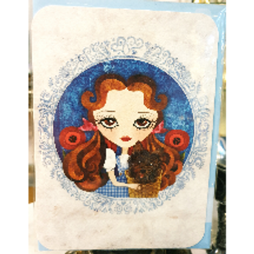 Card - Dorothy & Toto