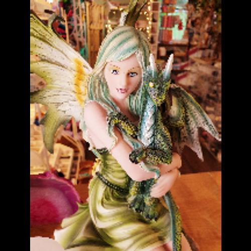 Fledgling Companion Figurine