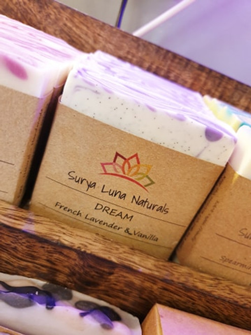 Surya Luna Soap - Dream