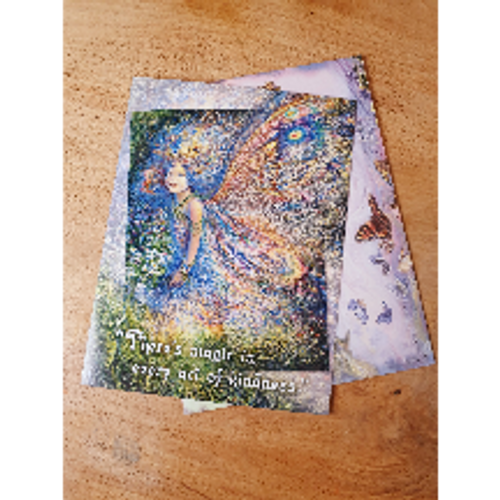 Card : Forest Faery Thank You Card