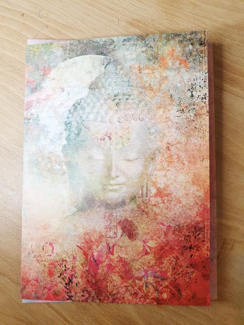Card - Buddha