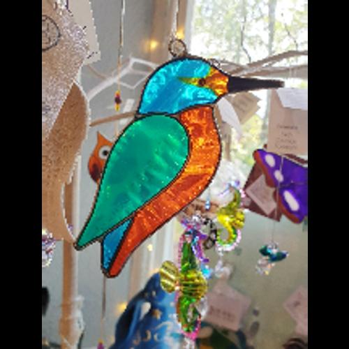 Suncatcher - Kingfisher