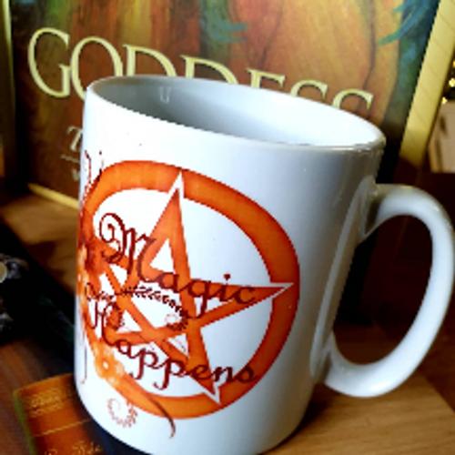 Mug - Magic Happens