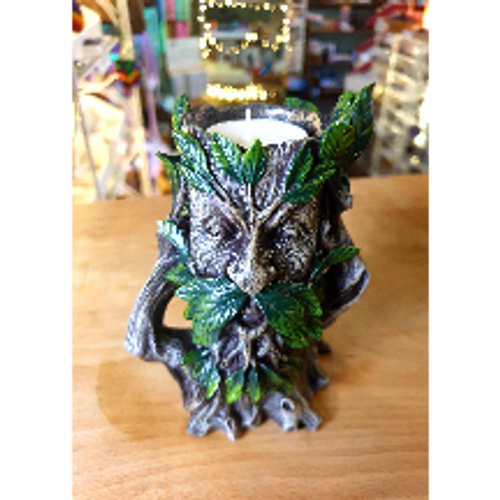 Tree Spirit Tealight Holder