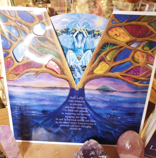 Goddess Wheel of the Year