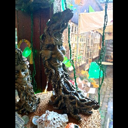 Moon Oak figurine