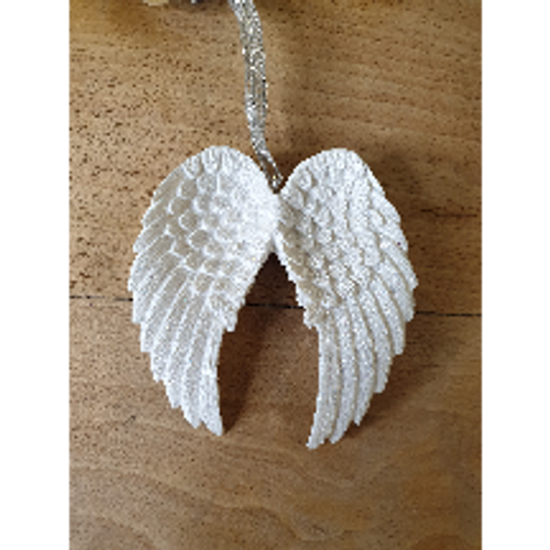 Small Angel Wings Hanging Decoration (Double wings)
