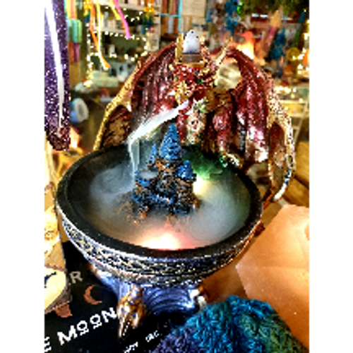 Backflow Burner - Dragon Bowl