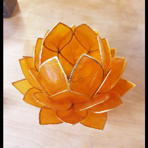 Large Lotus Candle holder