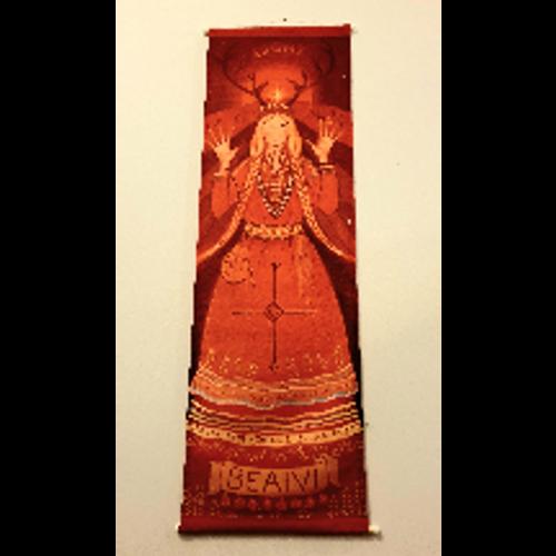Fabric Wall Hanging - Beaivi
