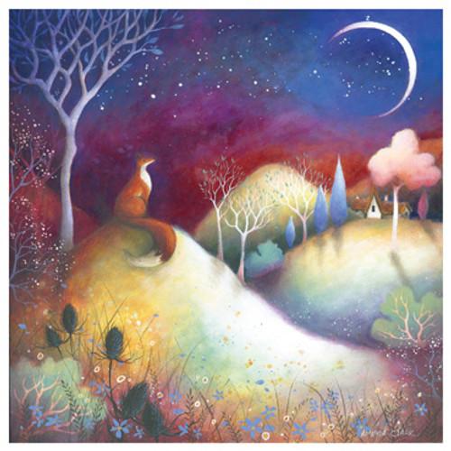 Card - Starry Meadows