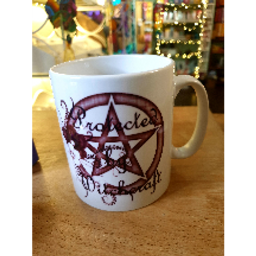 Mug - Protected by Witchcraft