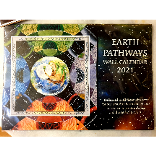 Earth Pathways Wall Calendar