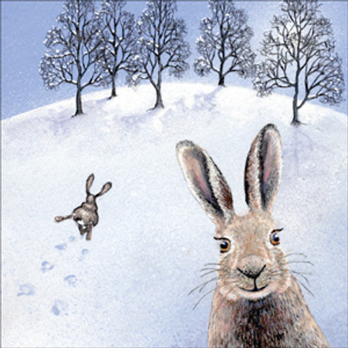 Card - The Happy Hare