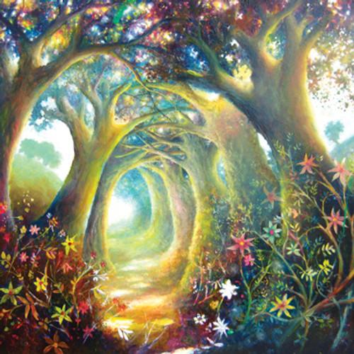 Card - Through the Trees