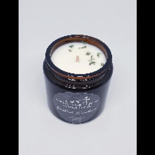 Scottish Woodland scented jar candle