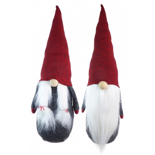 Santa Gnomes with Beard or Bunches (55cm)