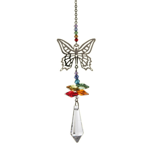 Crystal Fantasy - Butterfly (Rainbow)