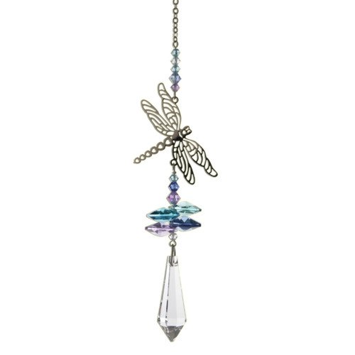 Crystal Fantasy - Dragonfly (Pastel)