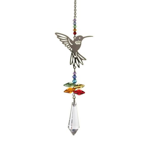 Crystal Fantasy - Hummingbird (Rainbow)