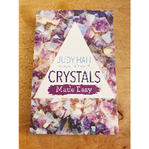 Book : Crystals Made Easy (Judy Hall)